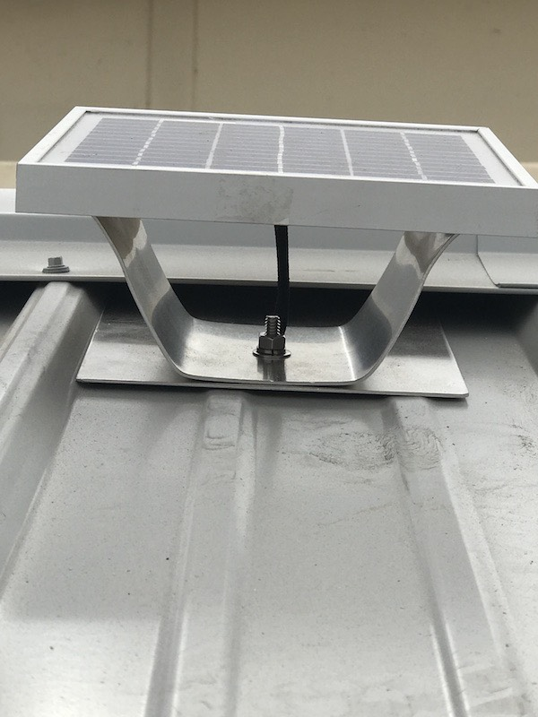Solar Powered Ridge Ventilation Fans Solar Blaster