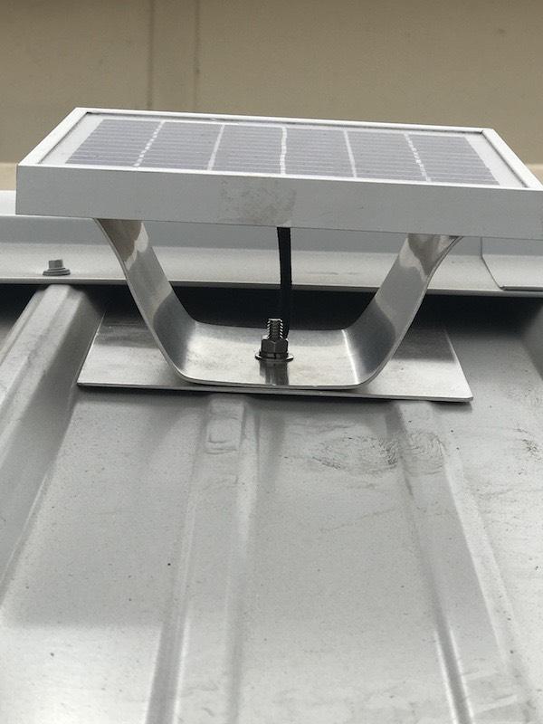 Solar Powered Ridge Ventilation Fans Solar Blaster