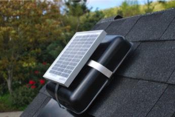 Solar Powered Attic Roof Ventilation Fans Solar Blaster