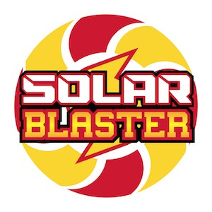 Solar Blaster logo