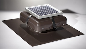 Solar Powered Roof Ventilation Fan Store Solar Blaster